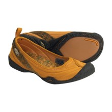 Keen Madrid Ballerina Shoes - Flats (For Women) in Topaz - Closeouts