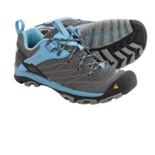 Keen Marshall Hiking Shoes (For Women) in Gargoyle/Alaskan Blue - Closeouts