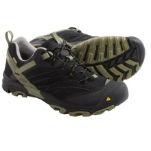 Keen Marshall Hiking Shoes - Waterproof (For Men) in Black/Burnt Olive - Closeouts