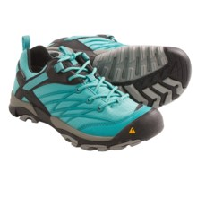 Keen Marshall Hiking Shoes - Waterproof (For Women) in Baltic/Neutral Grey - Closeouts