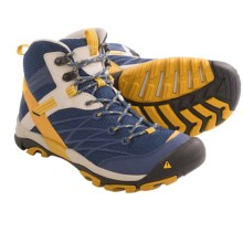 Keen Marshall Mid Hiking Boots (For Women) in Blue Indigo/Tawny Olive - Closeouts