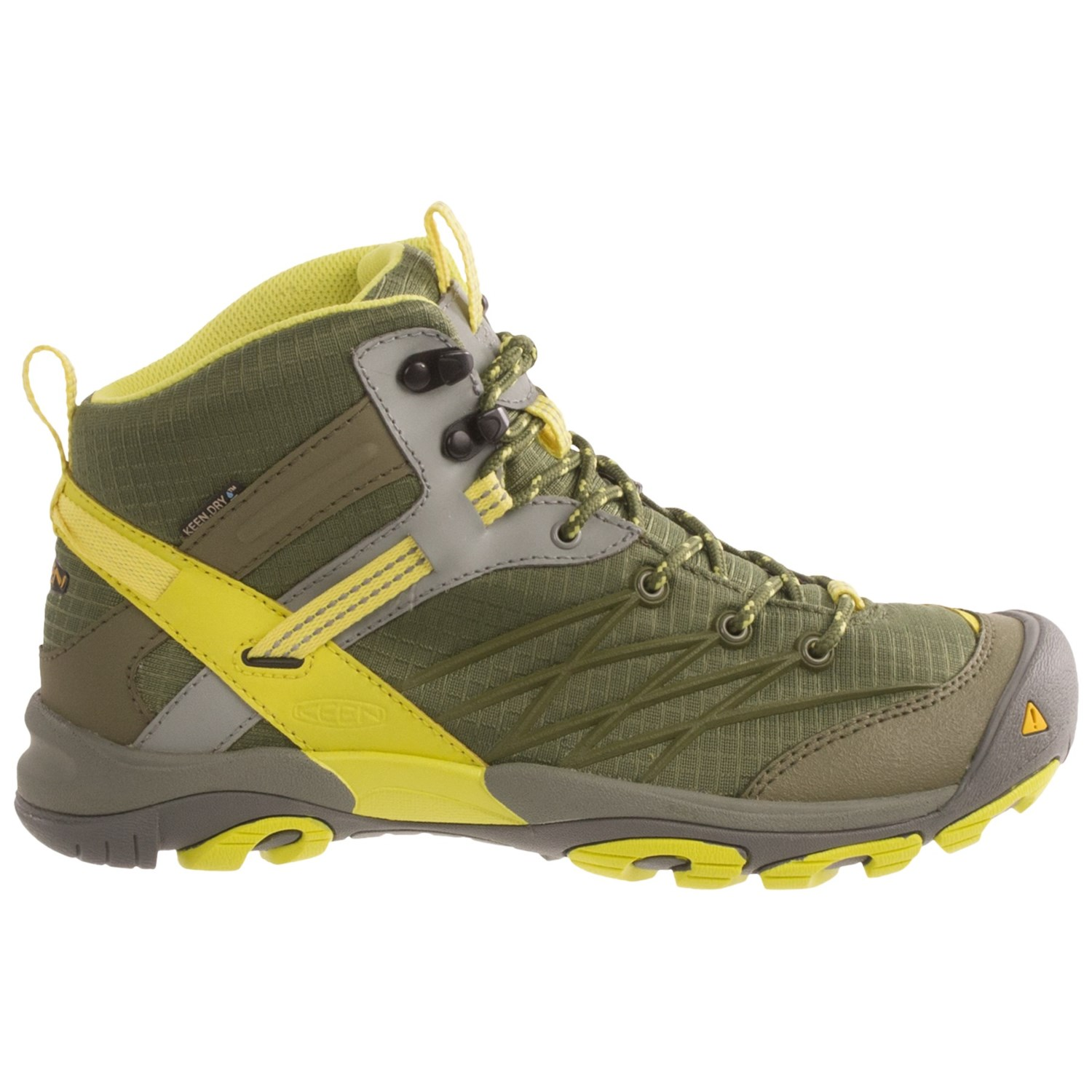 New Keen Glarus Mid Hiking Boots (For Women) 6430G - Save 60%