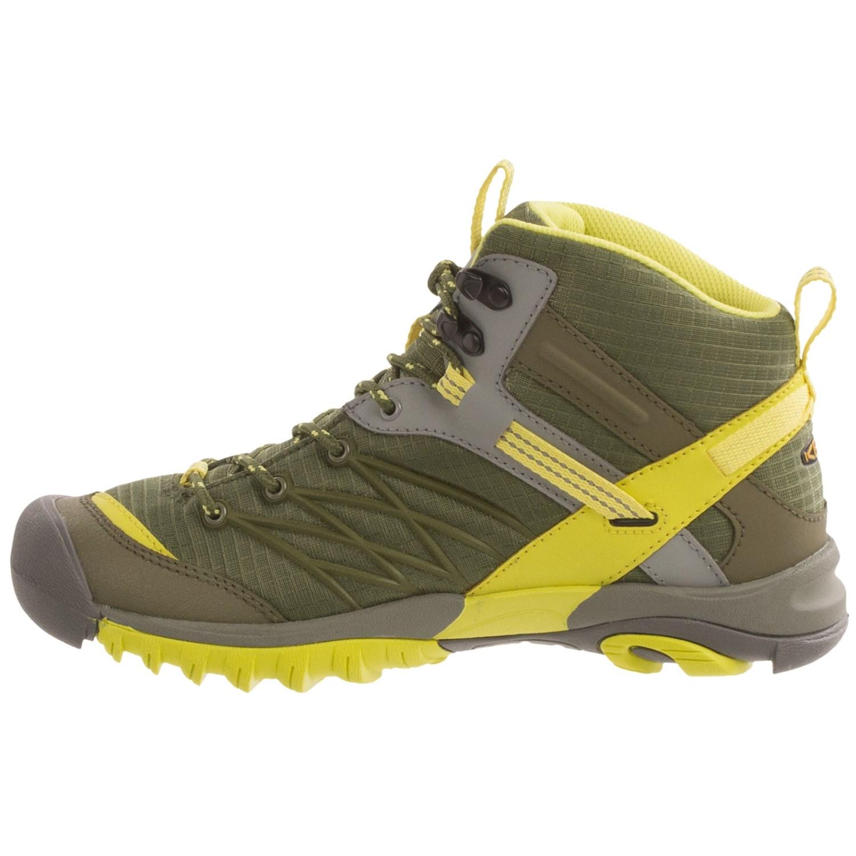 Creative KEEN Bryce Mid WP Hiking Shoe - Womenu0026#39;s | Backcountry.com