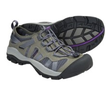 Keen McKenzie Multi-Sport Shoes (For Women) in Gargoyle/Purple Heart - Closeouts