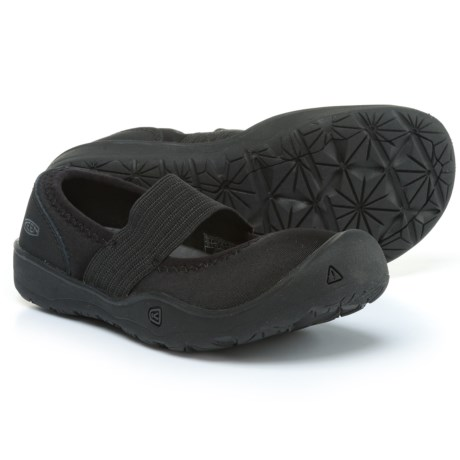 Keen Moxie Gore Flat Shoes - Slip-Ons (For Girls) in Black/Magnet