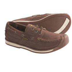 Keen Newport Boat Shoes (For Men) in Brindle