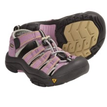Keen Newport H2 Multi-Sport Sandals (For Kids) in Crocus - Closeouts