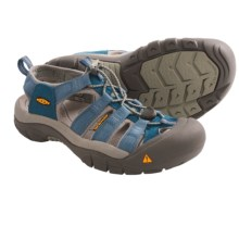 Keen Newport H2 Sandals (For Big Kids) in Bluestone/Neutral Grey - Closeouts