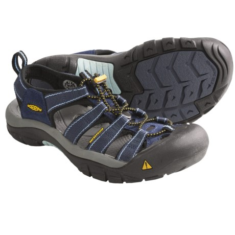 Keen Newport H2 Sandals (For Women) in Bluestone/Neutral Grey