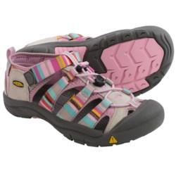 Keen Newport H2 Sport Sandals (For Big Kids) in Raya/Lilac/Sachet