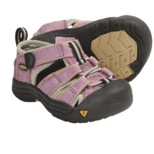 Keen Newport H2 Sport Sandals (For Infants) in Crocus - Closeouts