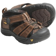 Keen Newport H2 Sport Sandals (For Infants) in Pinecone - Closeouts