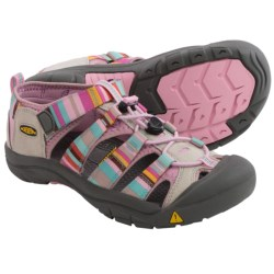 Keen Newport H2 Sport Sandals (For Little and Big Kids) in Raya/Lilac/Sachet