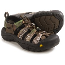 Keen Newport H2 Sport Sandals (For Men) in Realtree Xtra Green - Closeouts
