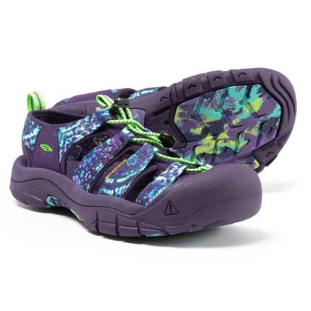 57653832b5f961 Keen Newport Retro Sandals (For Men) in Dye Spiral 6 - Closeouts