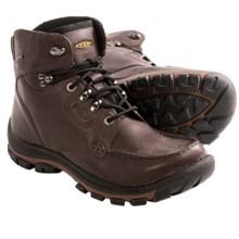 Keen NoPo Boots - Waterproof (For Men) in Brown Full Grain - 2nds