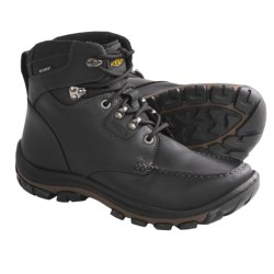 Keen NoPo Boots - Waterproof, Leather (For Men) in Black