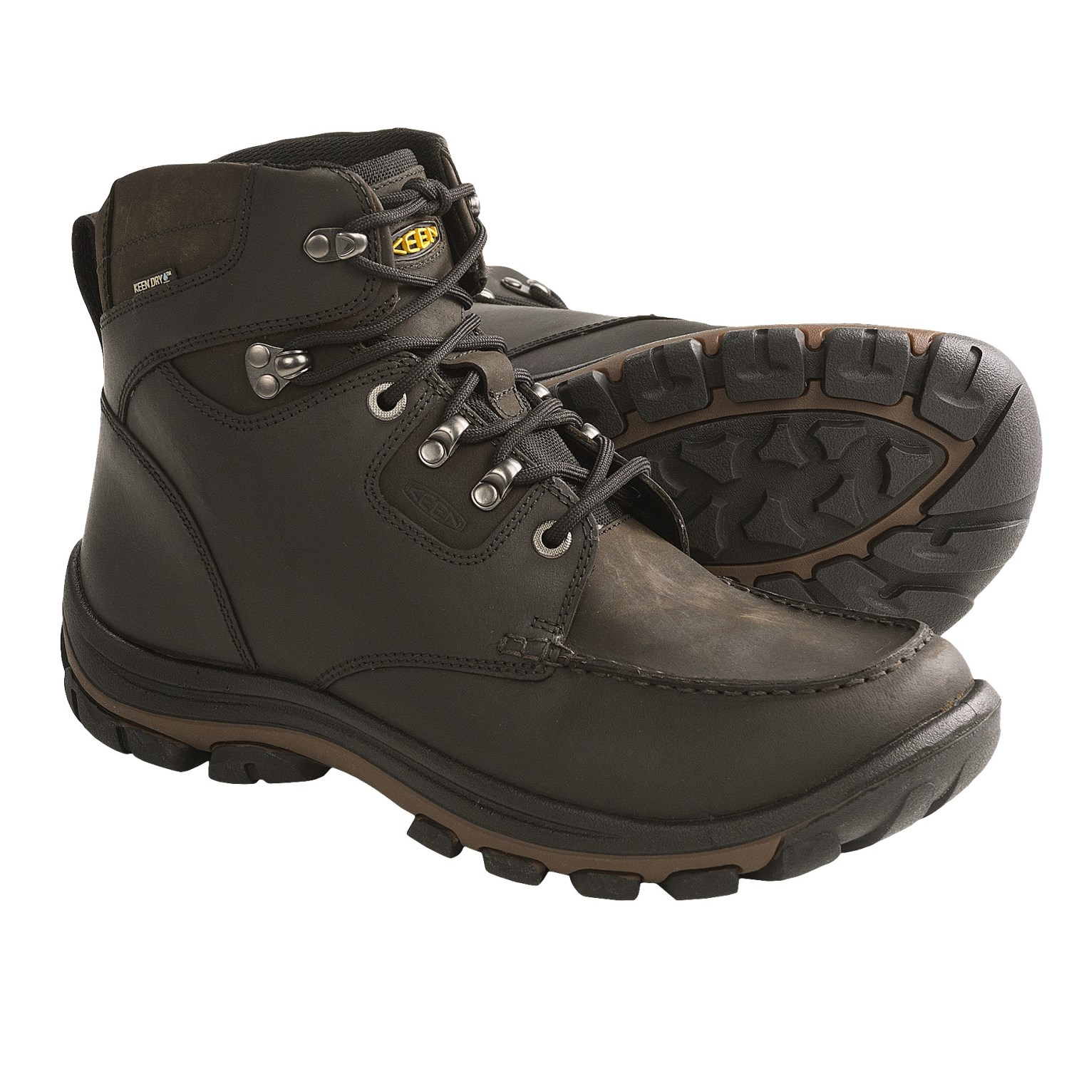 Aldo Boots Men Black Keen nopo boots - waterproof