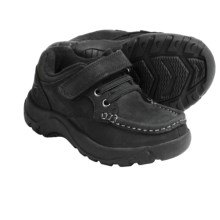Keen Nopo Low Shoes - Nubuck (For Kids) in Black - Closeouts