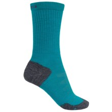 Keen Olympus Lite Crew Socks - Merino Wool (For Women) in Carribean Sea - 2nds