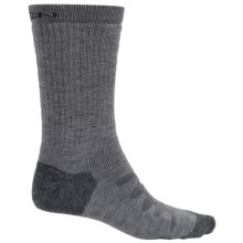 Keen Olympus Midweight Socks - Merino Wool, Crew (For Men) in Grey - 2nds