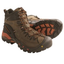 Keen Oregon PCT Hiking Boots - Waterproof (For Men) in Bison / Rust - Closeouts