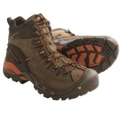 Keen Oregon PCT Hiking Boots - Waterproof (For Men) in Bison / Rust