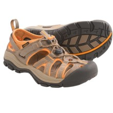 KEEN Footwear is a company committed to offering a quality product while being environmentally and socially responsible. Their line of men's, women's and children's shoes includes amphibious styles (after all, the Earth is 70% water), hiking / outdoor offerings, and an eclectic line of contemporary urban styles.
