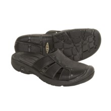 Keen Paulina Slide Sandals (For Women) in Black - Closeouts