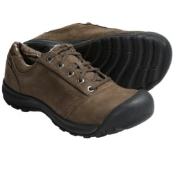 Keen Pearson Lace Shoes - Waterproof, Nubuck (For Men) in Deep Chestnut