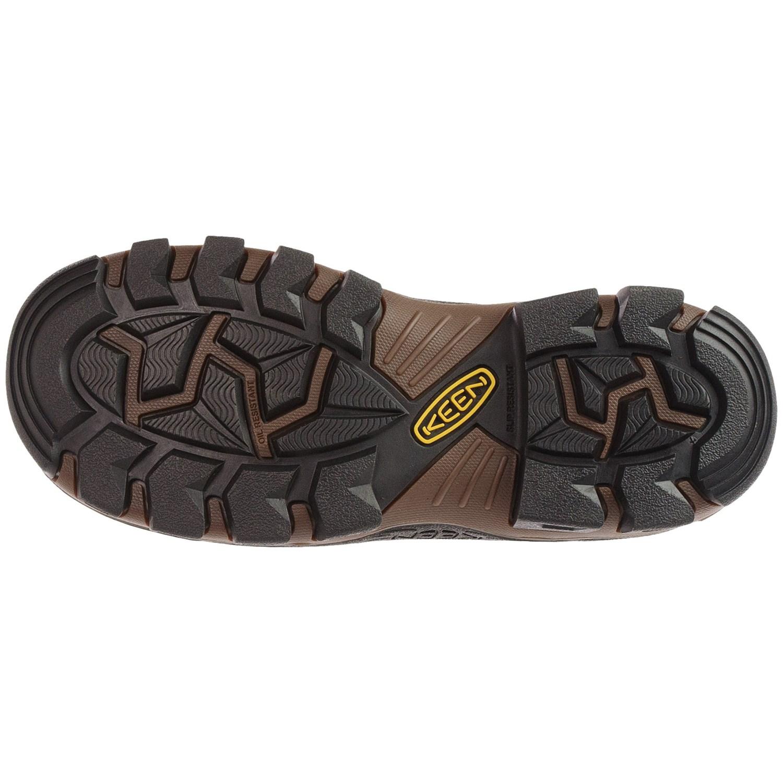 9744P3 Keen Portland PR Slip On Work Boots Waterproof Aluminum Toe
