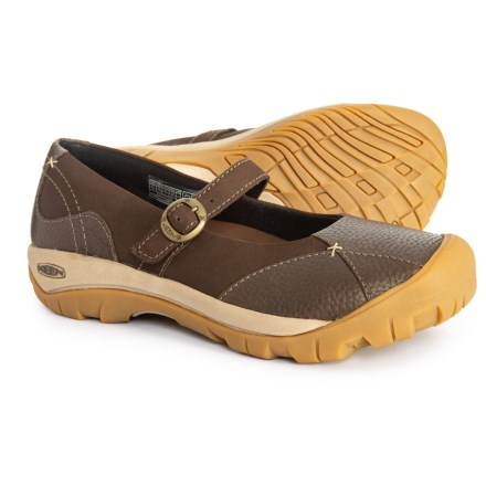 c05b87ee7198 Keen Presidio Mary Jane Shoes (For Women) in Canteen Cornstalk - Closeouts