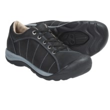 Keen Presidio Pedal Shoes - SPD-Compatible, Lace-Ups (For Women) in Black - Closeouts