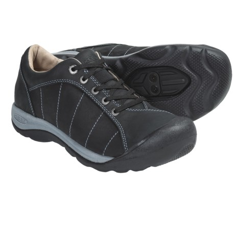 Keen Presidio Pedal Shoes - SPD (For Women) in Black