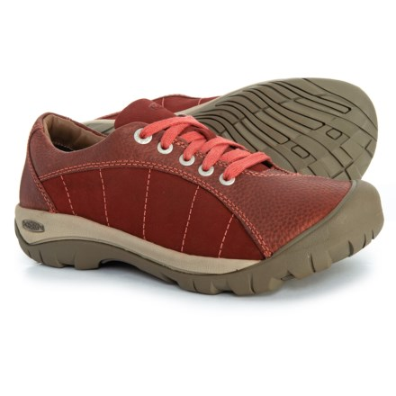 af9548b0889 Keen Presidio Shoes (For Women) in Tandori Spice - Closeouts