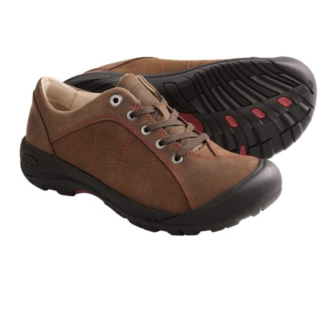 Keen Presidio Shoes (For Women) in Walnut