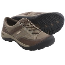 Keen Presidio Sport Mesh Shoes (For Women) in Cascade Brown - Closeouts