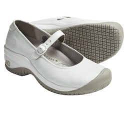 Keen PTC Mary Jane II Shoes - Leather (For Women) in White