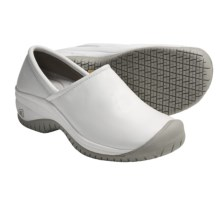 Keen PTC Slip-On II Shoes - Leather (For Women) in White - Closeouts