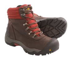 Keen Revel II Winter Boots - Waterproof, Insulated (For Women) in Coffee Bean/Burnt Henna - Closeouts