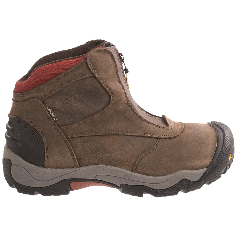 Keen Revel Ii Zip Winter Boots For Men 7213x Save 30