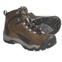 Keen Revel Winter Boots - Waterproof, Insulated (For Men) in Dark Earth/Gargoyle - Closeouts