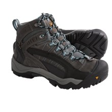 Keen Revel Winter Boots - Waterproof, Insulated (For Women) in Gargoyle/Azure Blue - Closeouts