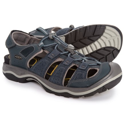 0733f16566b Keen Rialto H2 Sport Sandals (For Men) in Dress Blues Neutral Gray -