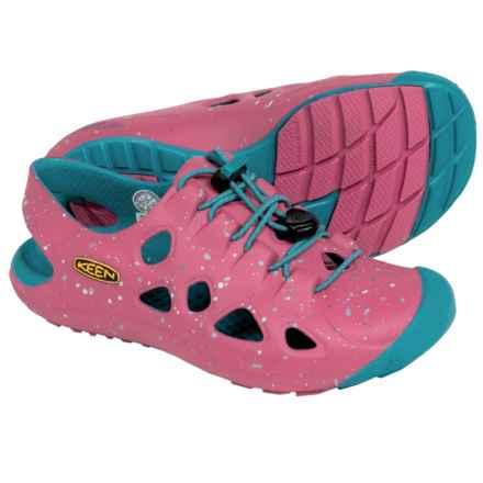 Keen Rio Sport Sandals (For Little and Big Kids) in Honeysuckle/Capri Breeze - Closeouts