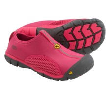 Keen Rockbrook CNX Water Shoes - Slip-Ons (For Big Kids) in Honeysuckle - Closeouts