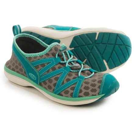 Keen Sage Slip Water Shoes (For Women) in Everglade/Lagoon - Closeouts