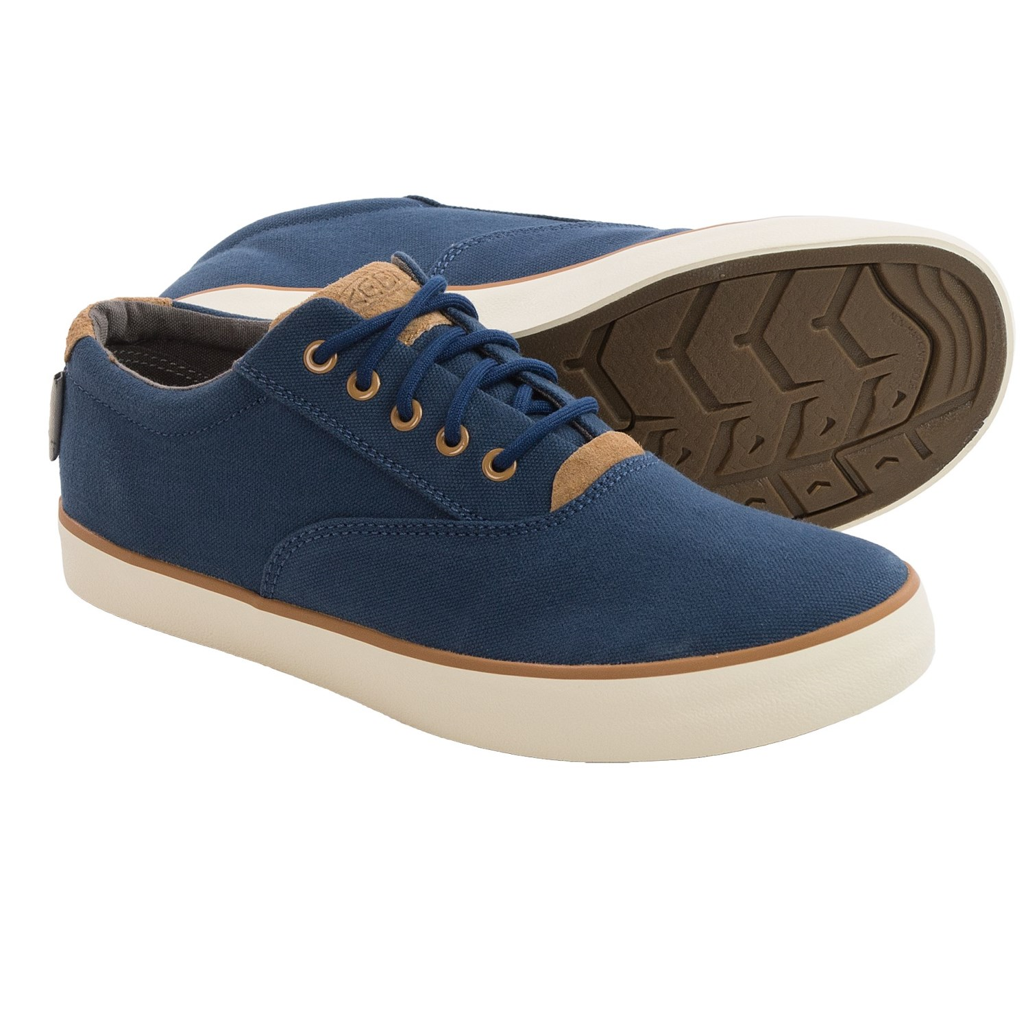 Keen Mens Canvas Shoes