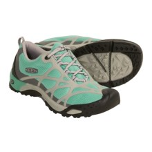 Keen Shellrock Hiking Shoes (For Women) in Canton/Drizzle - Closeouts