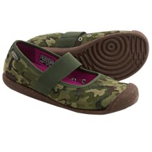 Keen Sienna Mary Jane Shoes - Canvas (For Women) in Camo Print - Closeouts